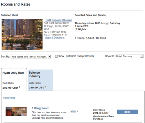 This promo wouldn't make sense for a hotel where rates are low.