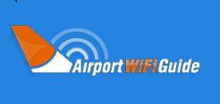 Sites like Airport WiFi Guide will help you find both free and paid hotspots.