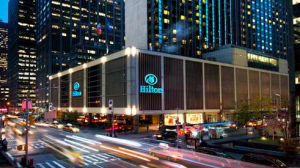 The Hilton Midtown will no longer offer room service starting in August.