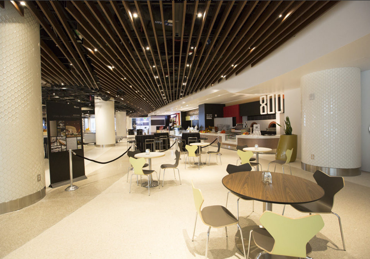 A preview of the long-criticized Tom Bradley International Terminal's new look.