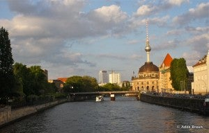 Berlin is 10 times the size of Paris and the ultimate story of a city reinvented.