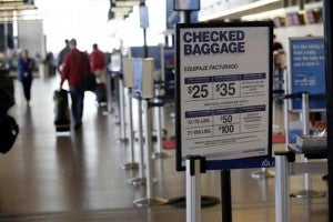 Be aware of checked baggage rules and fees.