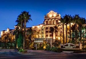JW Marriott Las Vegas Resort & Spa.