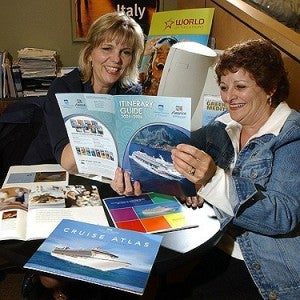 Still use an old-school travel agent? Arrival miles should cover that.