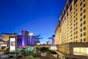 The Westin Las Vegas Hotel, Casino, and Spa.