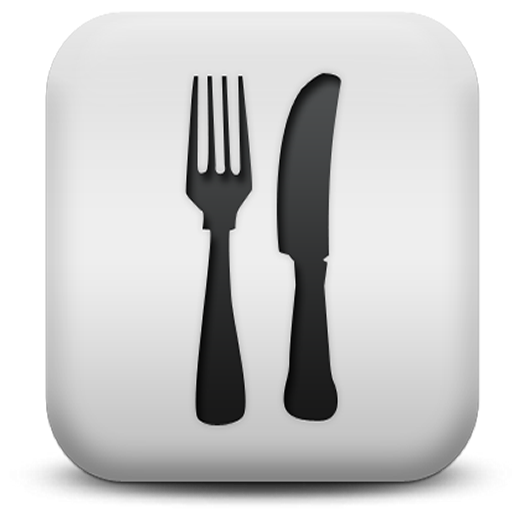 125209-matte-white-square-icon-food-beverage-knife-fork2_000