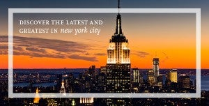 It's an exciting time for Hyatt in New York CIty.