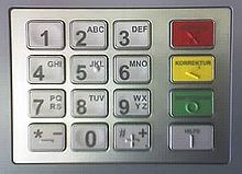 Some international ATM's won't recognize PIN's longer than four numbers.