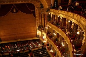 Budapest Opera House.