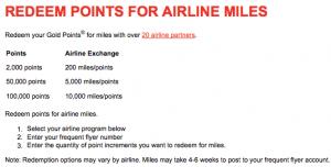 Carlson airline transfer