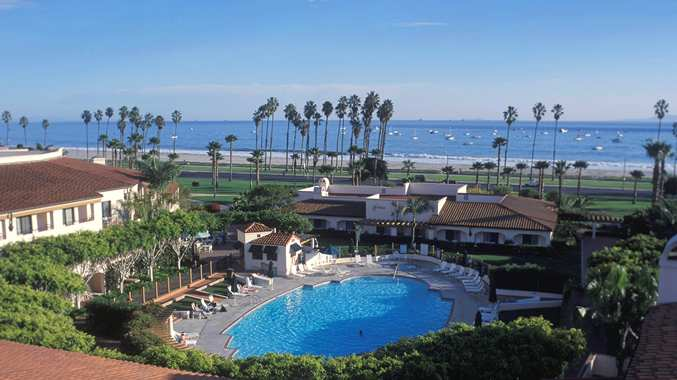 Best Western Hotel Santa Barbara