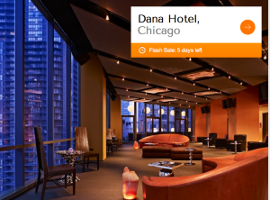 Gilt doesn't just have shopping sales, they have great deals on boutique hotels too.