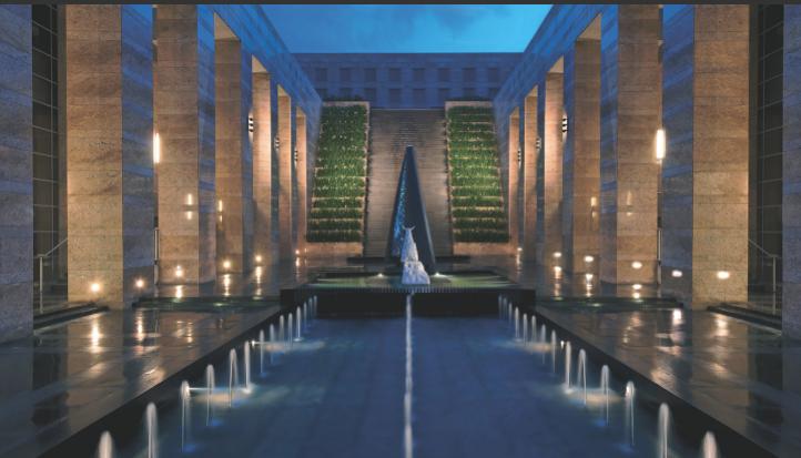 Grand Hyatt Mumbai Courtyard