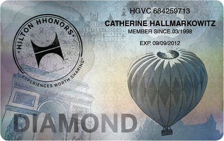 you can spend your way to Hilton Diamond status with both the Citi Hilton HHonors Reserve and Amex Surpass cards.