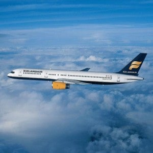 Icelandair use KEF as a hub airport.