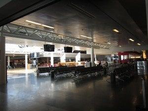 The Terminal at the Keflavik International Airport.