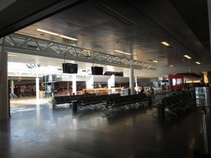 The Terminal at the Keflavik International Airport.