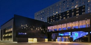 Feel like a shopping spree? Maybe you can use your free stays at the Radisson Blu Mall of America in Minnesota.