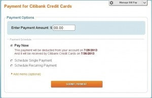 You can pay pretty much anyone using RushCard's Bill Pay.