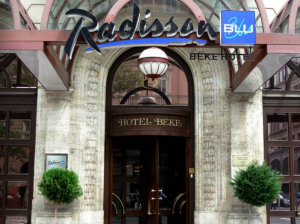 The Radisson Blu Beke Hotel is centrally located in Pest two blocks from Andrássy Avenue and the Opera House.