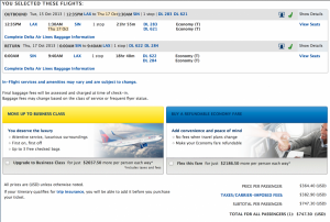 Los Angeles-Singapore for $747 roundtrip.