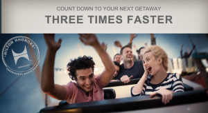 Registration is now open for Hilton's Triple Your Trip promotion.
