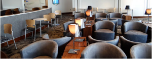 The Club at ATL is one of the newest Lounge Club additions.