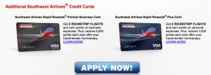 Four types of cards = four bonus opportunities- and all count towards Companion Pass Qualification