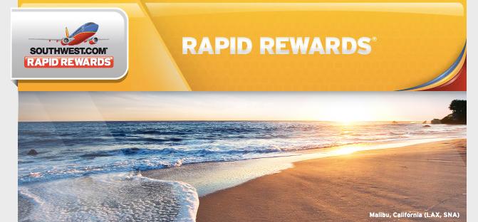 Southwest Rapid Rewards