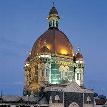 The majestic Taj Mahal Palace hotel.