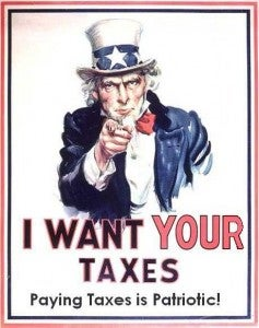 Oh tax season, how fun...