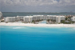 The Westin Lagunamar Resort in Cancun is TPG reader Sean's home resort.