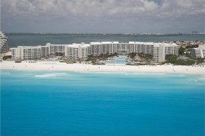 The Westin Lagunamar Resort in Cancun is TPG reader Sean's home resort.