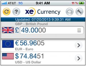 XE App