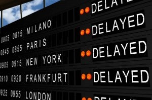 Delays can be frustrating, avoid standy by knowing your options.