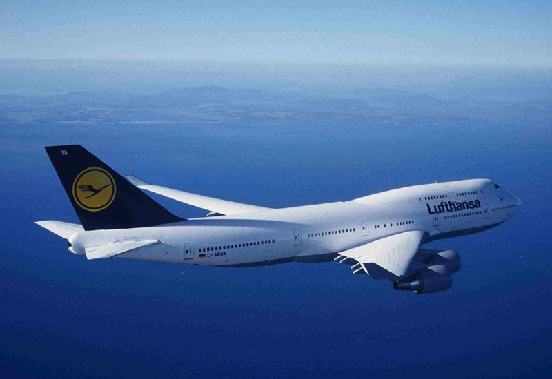 Lufthansa for Cost of plane ticket to germany