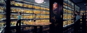 The Scotch Whisky Experience.