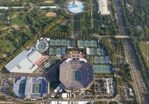 Your Starpoints can get you access to this year's US Open at the USTA center in Flushing, NY.