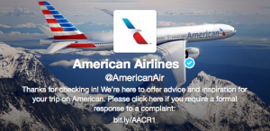 Tweeting an airline and being active on their social media pages can reap benefits.