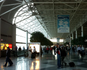 US Airways may lose Charlotte Douglas International Airport as a hub.