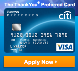 Citi ThankYou Preferred Feat