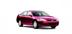 Compact rental car