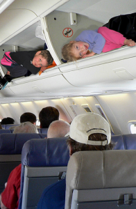 Lets hope your plane never looks like this!