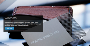 FoundersCard Membership numbers
