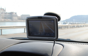 Bring your own GPS to save rental fees.