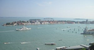 Head over to Giudecca Island while in Venice.