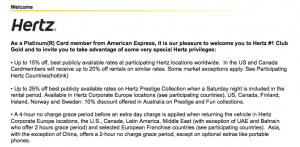 Hertz car rental grace period