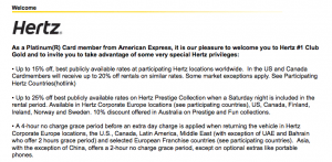 Hertz car rental grace period