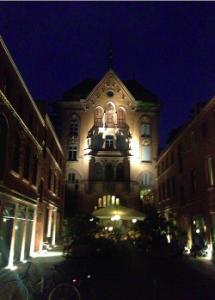 Exterior of the Katz Orange in Berlin.