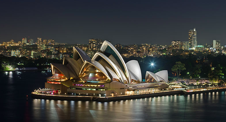 There is always something to do at the Opera House, night or day.
